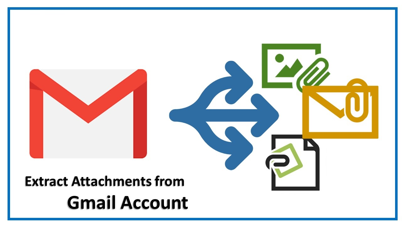 download all attachments from gmail archive